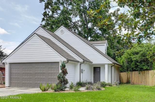 910 Marilyn Drive, Lafayette, LA 70503 (MLS #21005510) :: Keaty Real Estate