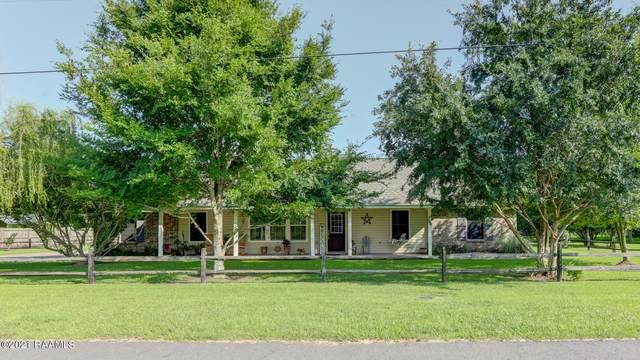 171 Boudar Drive, Opelousas, LA 70570 (MLS #21005536) :: Keaty Real Estate