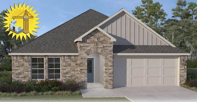 105 Delwood Way, Youngsville, LA 70592 (MLS #21005540) :: Keaty Real Estate