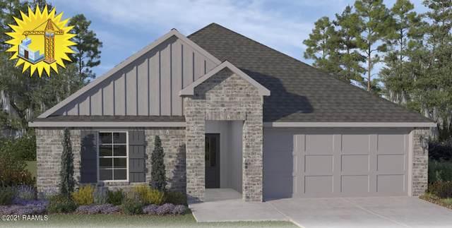 201 Amaya Avenue, Youngsville, LA 70592 (MLS #21005541) :: Keaty Real Estate