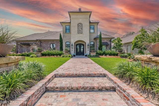 308 Red Robin Trail, Lafayette, LA 70508 (MLS #21005560) :: Keaty Real Estate