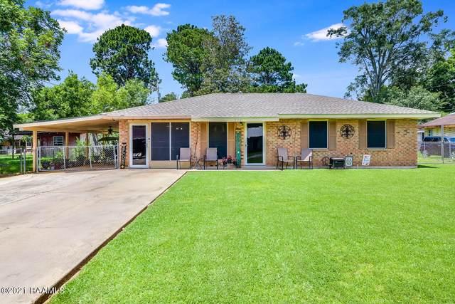 239 Henry Drive, Opelousas, LA 70570 (MLS #21005562) :: Keaty Real Estate