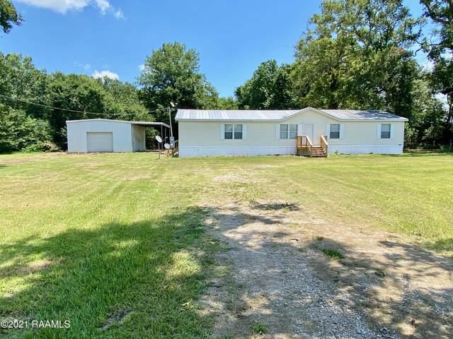 3234 Church Point Hwy, Rayne, LA 70578 (MLS #21005563) :: United Properties