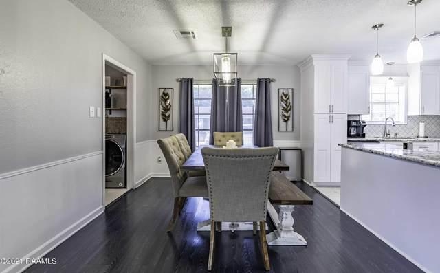 309 E Martial Avenue, Lafayette, LA 70508 (MLS #21005582) :: Keaty Real Estate