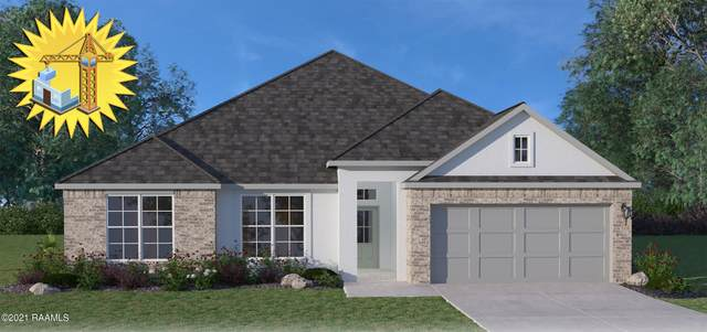 622 Vert Drive, Youngsville, LA 70592 (MLS #21005584) :: Keaty Real Estate