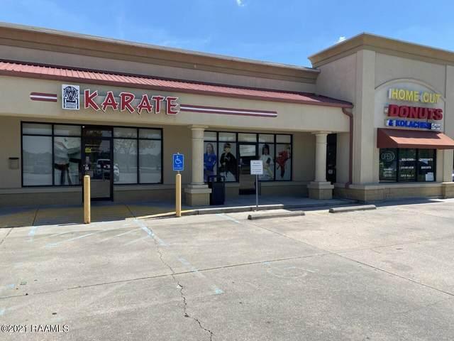 814 Fortune Road #103, Youngsville, LA 70592 (MLS #21005591) :: Keaty Real Estate
