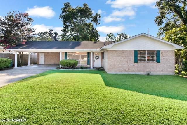 222 Ovey Drive, Lafayette, LA 70501 (MLS #21005601) :: Keaty Real Estate