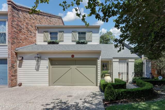 104 Harolyn Park Drive, Lafayette, LA 70503 (MLS #21005602) :: United Properties