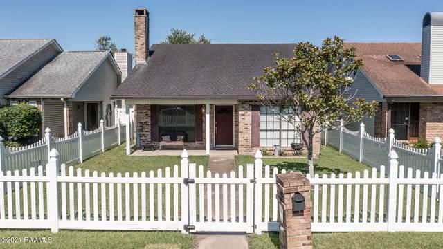 106 Logan Street, Lafayette, LA 70506 (MLS #21005612) :: United Properties