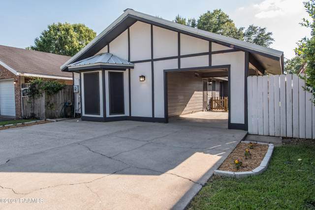108 Conquest Road A, Youngsville, LA 70592 (MLS #21005614) :: Keaty Real Estate