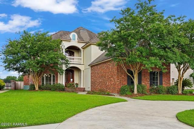 202 Boulder Creek Parkway, Lafayette, LA 70508 (MLS #21005615) :: Keaty Real Estate