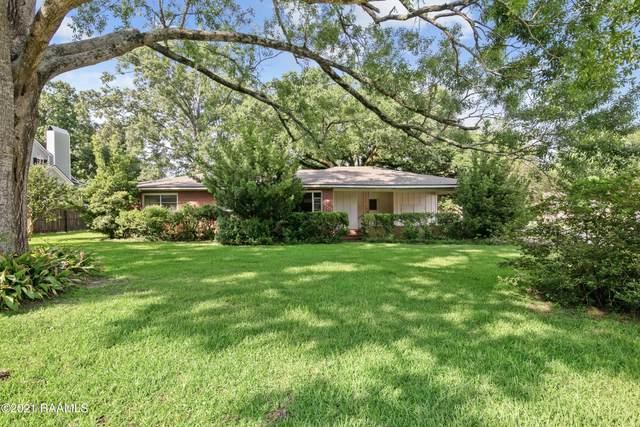 117 Hillside Drive, Lafayette, LA 70503 (MLS #21005617) :: United Properties