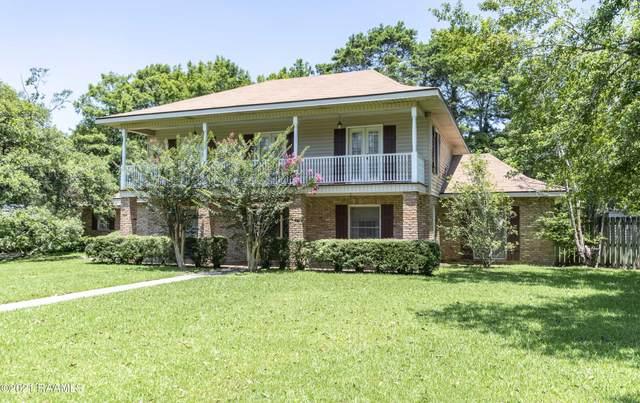 124 Oak Coulee Drive, Lafayette, LA 70507 (MLS #21005618) :: United Properties