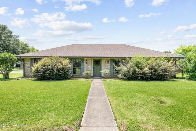 101 Pullin Drive, Youngsville, LA 70592 (MLS #21005623) :: Keaty Real Estate