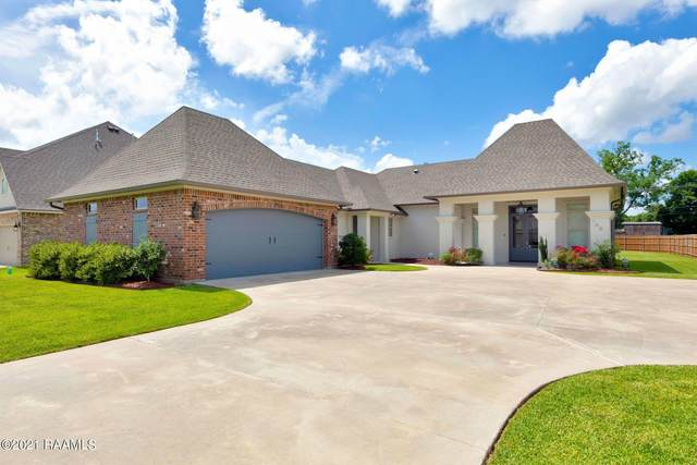 100 Snapping Lane, Broussard, LA 70518 (MLS #21005624) :: Keaty Real Estate