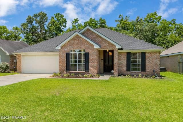 410 Lancaster Drive Drive, Lafayette, LA 70506 (MLS #21005632) :: Keaty Real Estate