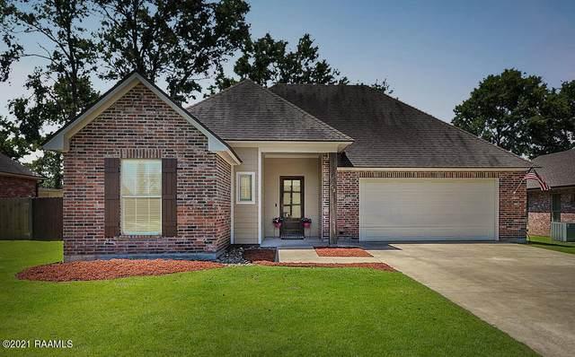 612 Beacon Drive, Youngsville, LA 70592 (MLS #21005633) :: Keaty Real Estate