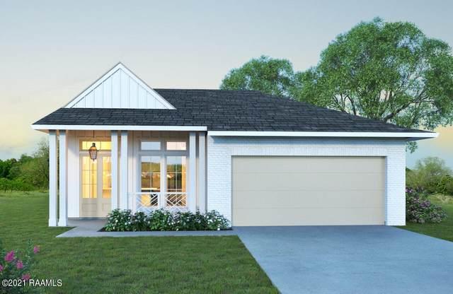 128 Jagged Grove Lane, Youngsville, LA 70592 (MLS #21005641) :: Keaty Real Estate