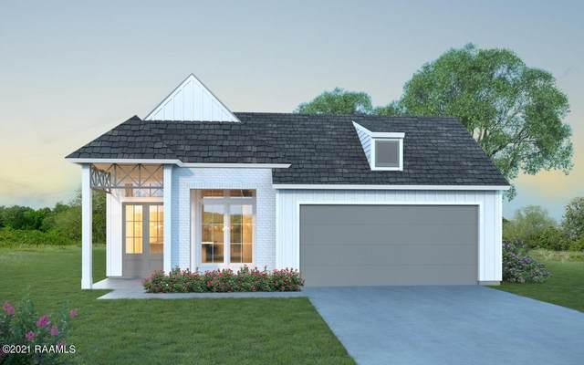215 Jagged Grove Lane, Youngsville, LA 70592 (MLS #21005648) :: Keaty Real Estate