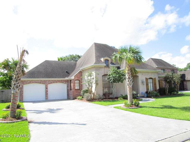 103 Merlot Drive, Lafayette, LA 70503 (MLS #21005670) :: Keaty Real Estate