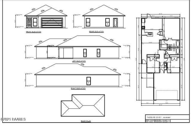 103 Tyreek, Lafayette, LA 70506 (MLS #21005689) :: Keaty Real Estate