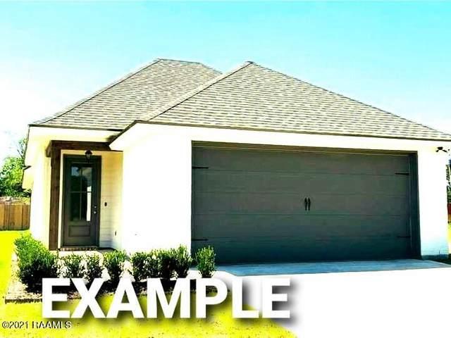 105 Tyreek, Lafayette, LA 70506 (MLS #21005694) :: Keaty Real Estate
