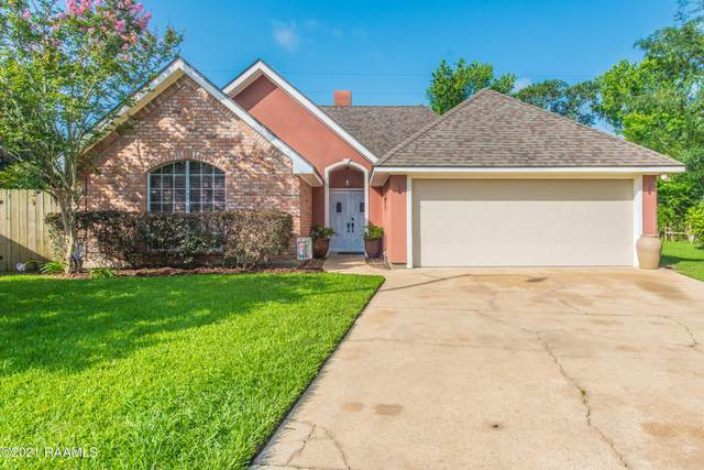 106 Eldorado Court, Lafayette, LA 70503 (MLS #21005697) :: Keaty Real Estate