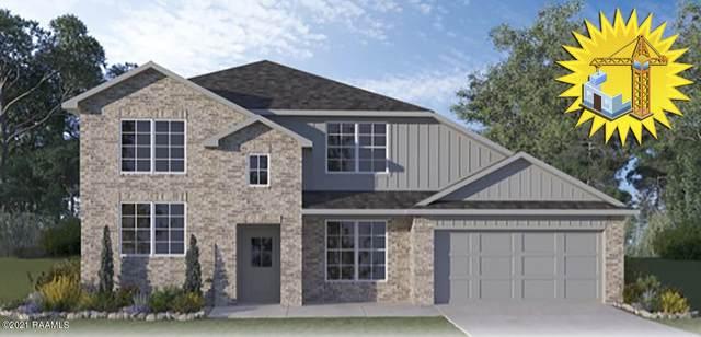 6902 Spring Lake Drive, Maurice, LA 70555 (MLS #21005755) :: Keaty Real Estate