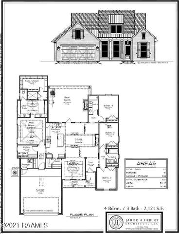 311 Canary Palm Way, Broussard, LA 70518 (MLS #21005778) :: Keaty Real Estate