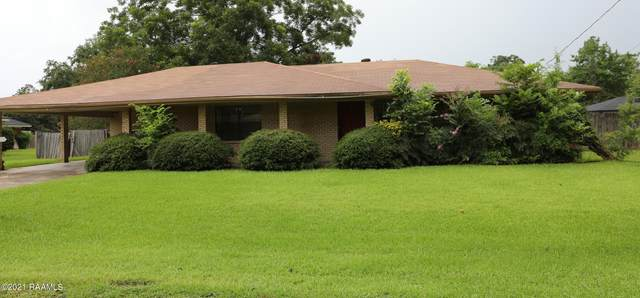 203 Begnaud Drive, Lafayette, LA 70501 (MLS #21005792) :: Keaty Real Estate