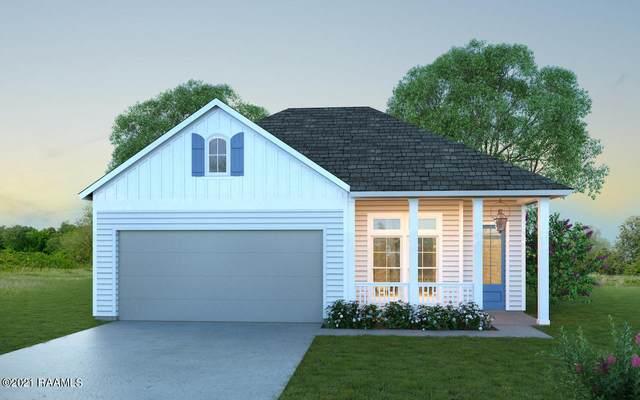 222 Jagged Grove Lane, Youngsville, LA 70592 (MLS #21005798) :: Keaty Real Estate