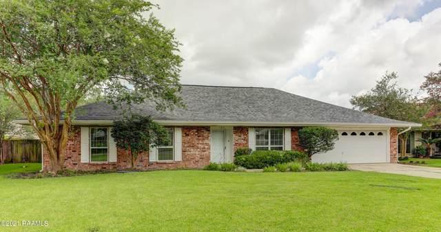 105 Plainview Drive, Lafayette, LA 70508 (MLS #21005829) :: United Properties