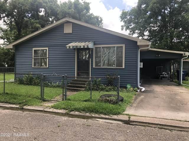 723 Halphen Street, Opelousas, LA 70570 (MLS #21005854) :: Keaty Real Estate