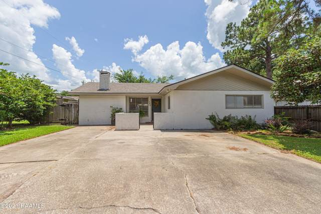 122 Washitta Road, Lafayette, LA 70501 (MLS #21005890) :: Keaty Real Estate