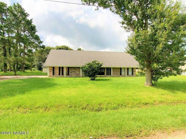 203 Roy Guidry Road, Youngsville, LA 70592 (MLS #21005894) :: Becky Gogola