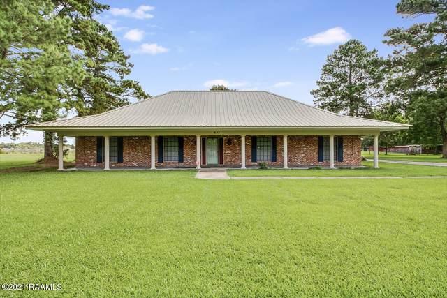 433 Thoroughbred Drive, Lafayette, LA 70507 (MLS #21005971) :: Keaty Real Estate