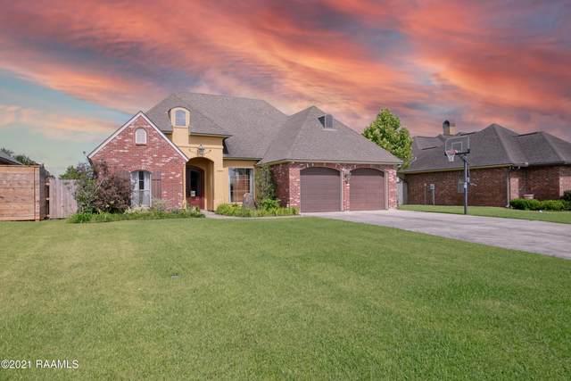 700 La Rue Bas, Youngsville, LA 70592 (MLS #21005983) :: Keaty Real Estate