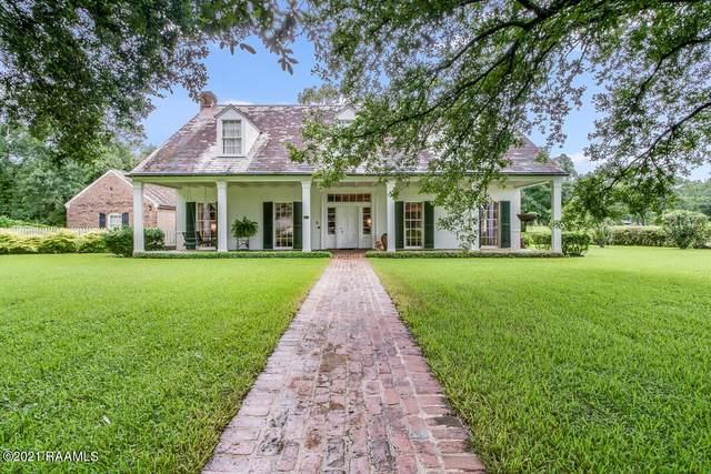 1033 Martinez Drive, Opelousas, LA 70570 (MLS #21005986) :: Keaty Real Estate