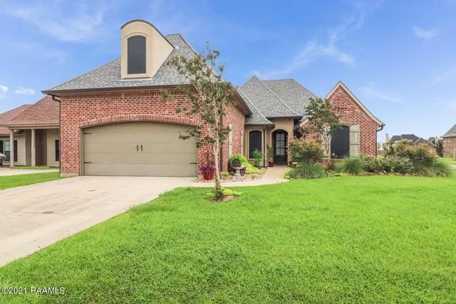 109 Grazing Trace Drive, Lafayette, LA 70508 (MLS #21005997) :: Keaty Real Estate
