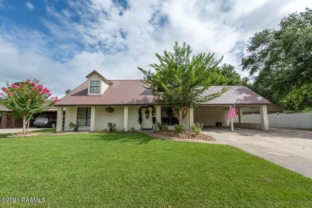 409 Beverly Boulevard, Opelousas, LA 70570 (MLS #21006009) :: Keaty Real Estate