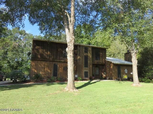 34 Hidden Hills Road, Arnaudville, LA 70512 (MLS #21006013) :: Keaty Real Estate