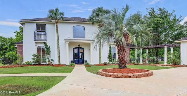105 Woodbine Drive, Lafayette, LA 70503 (MLS #21006015) :: Keaty Real Estate