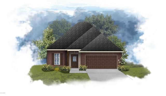 215 Sparrowhawk Street, Broussard, LA 70518 (MLS #21006069) :: Keaty Real Estate