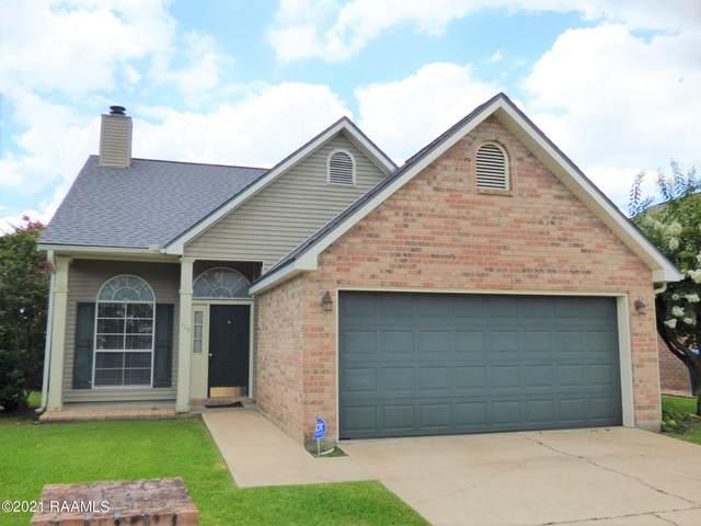 115 Boulder Drive, Lafayette, LA 70508 (MLS #21006094) :: Keaty Real Estate
