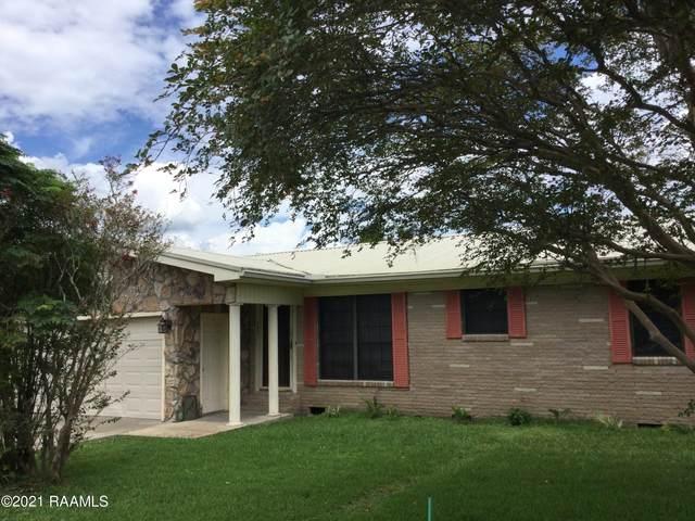 153 Fortier, Jeanerette, LA 70544 (MLS #21006107) :: Keaty Real Estate