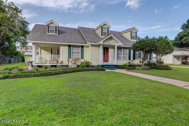 408 Adrienne Street, Lafayette, LA 70506 (MLS #21006123) :: Keaty Real Estate