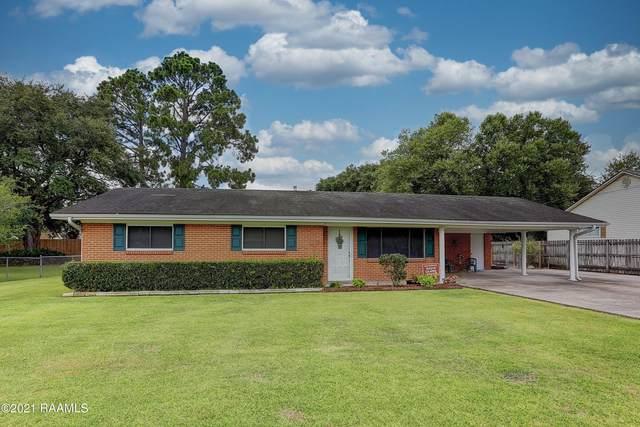 149 Mimosa Place, Lafayette, LA 70506 (MLS #21006125) :: Keaty Real Estate