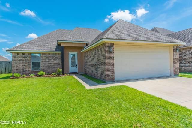 315 Hill Ridge Drive, Youngsville, LA 70592 (MLS #21006130) :: Keaty Real Estate
