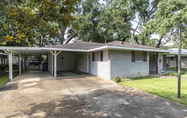 1350 Anne Avenue, Eunice, LA 70535 (MLS #21006136) :: Keaty Real Estate