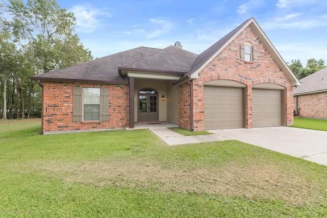 107 Spring Lake Circle, Lafayette, LA 70508 (MLS #21006154) :: Keaty Real Estate